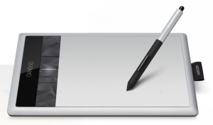 Wacom Bamboo Fun Pen Touch Medium (3. Generation)